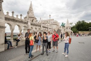Buda Castle and Matthias Chruch Tour Budapest