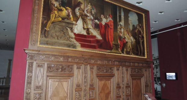 Budapest History Museum Paintings