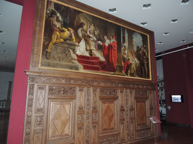 Budapest History Museum Paintings