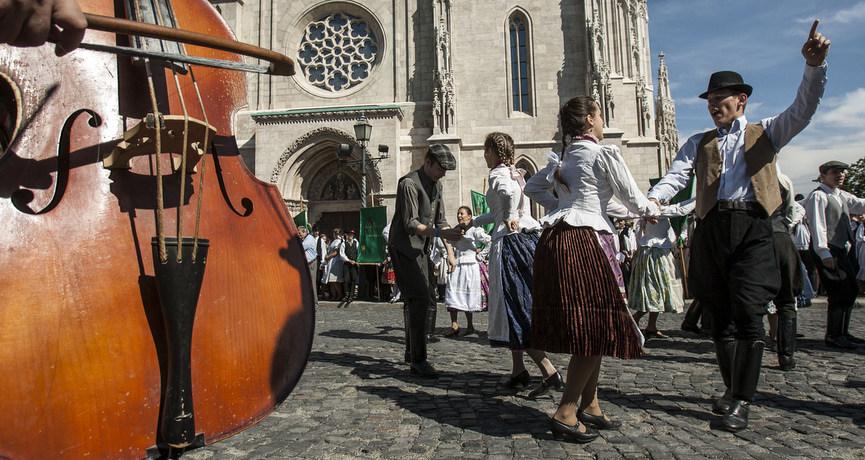Wine Festival Budapest Buda Castle