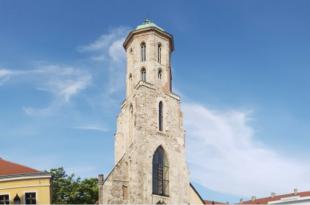 Mary Magdalene Church Tower Buda Castle