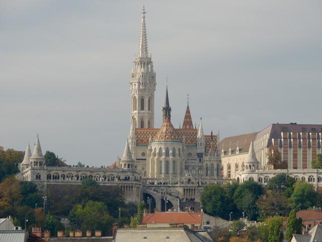Budapest-Matthias-Church-Buda-Castle