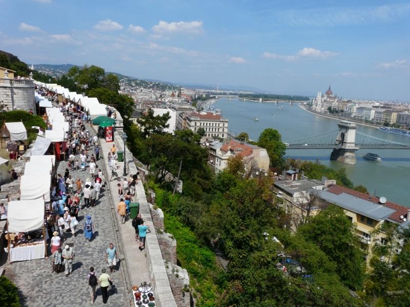 Festival of Crafts Mestersegek Unnepe Budapest Danube