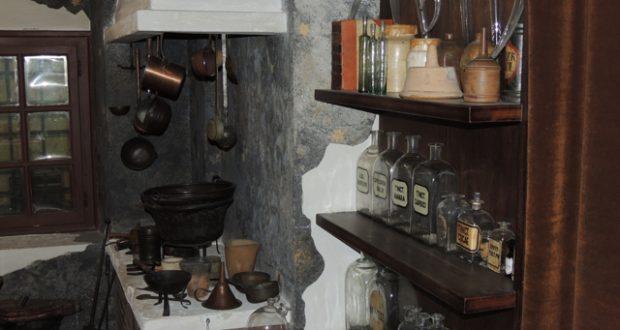 Golden Eagle Pharmacy Museum Alchemy Buda Castle