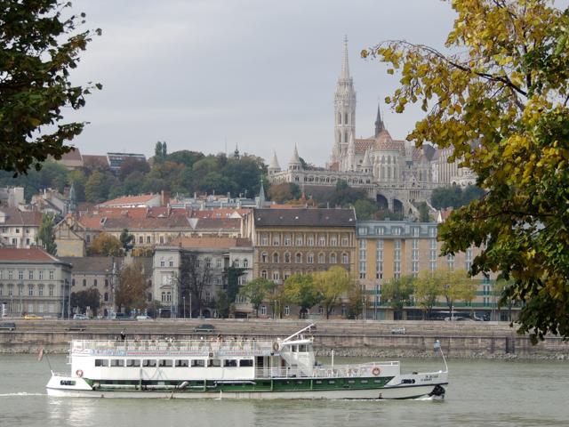 Matthias-Church-Buda-Castle-by-Danube-River