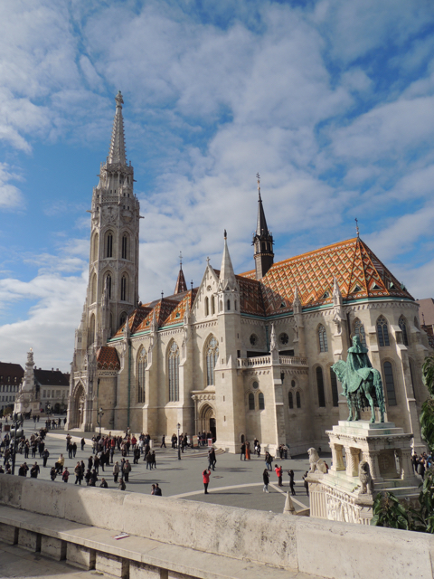 Matthias-Church-Buda-Castle