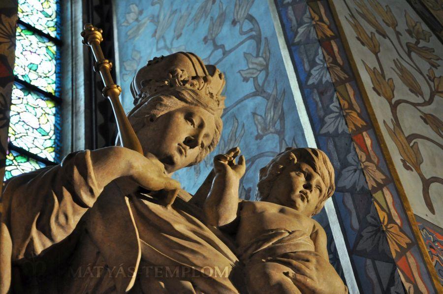 Matyas-Templom-Matthias-Church-Buda-Castle-Mary-Jesus