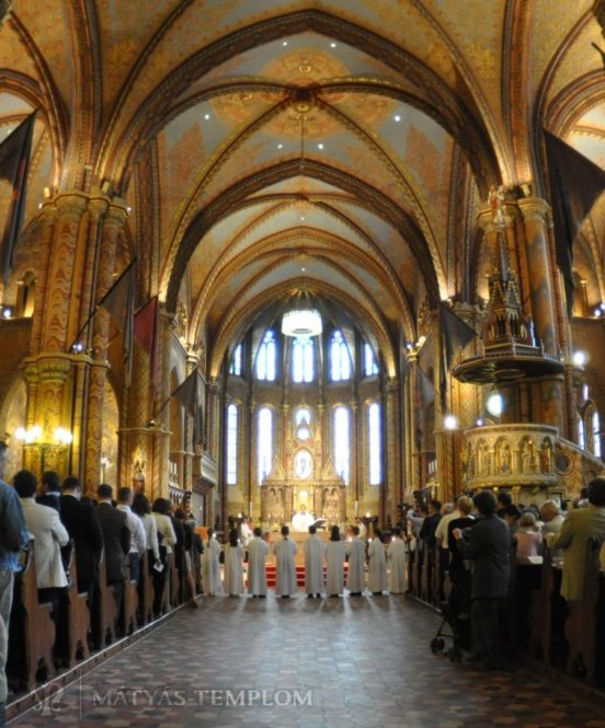 Matyas-Templom-Matthias-Church-Buda-Castle-Mass