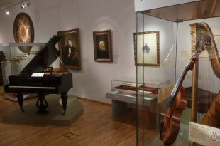 Budapest Museum of Music History Buda Castle