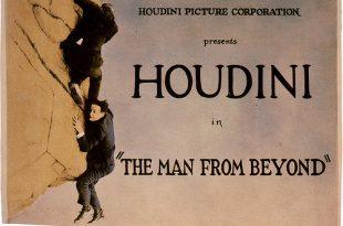 Houdini Movie Poster Budapest Buda Castle