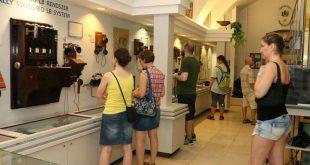 Hungarian Museum of Telephones Budapest Buda Castle