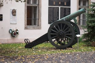 Institute and Museum of Military History in Buda Castle