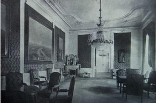 Great Saloon in the Buda Castle