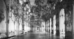 Large Throne Room in the Buda Castle